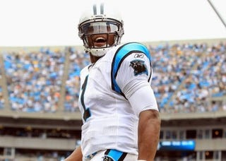 Cam Newton (Streeter Lecka/Getty Images)