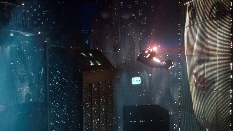 Illustration for article titled The Blade Runner sequel gets new title, new year everything falls apart
