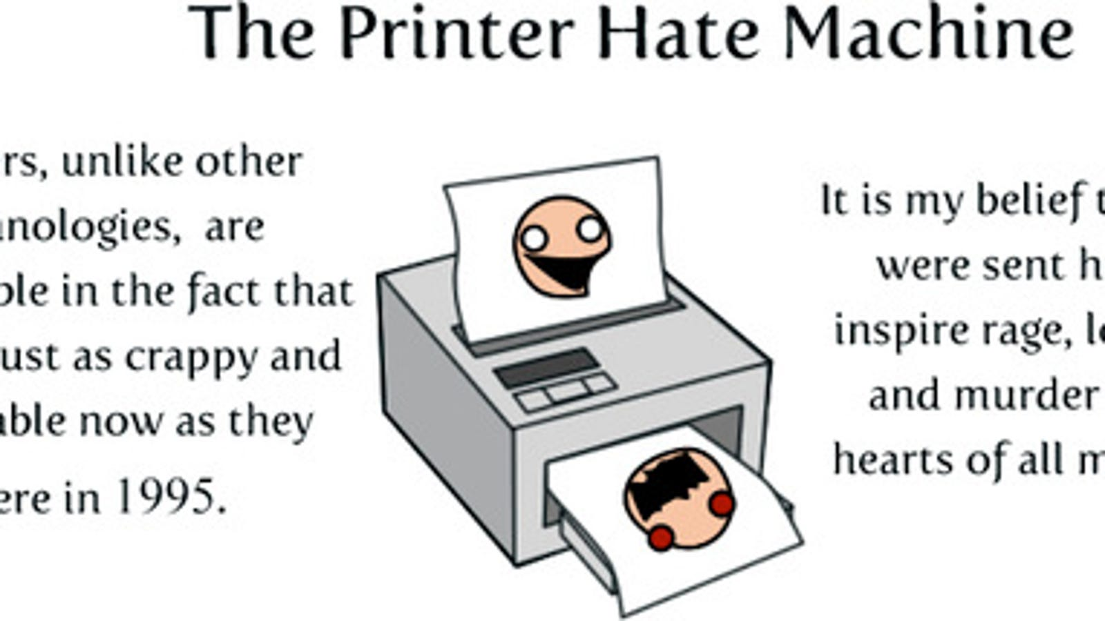 Cancel a Print Job Without Waiting Years