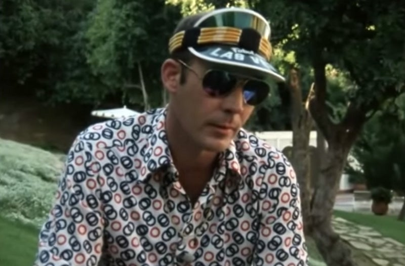 Hunter S. Thompson widow plans weed strains based on his preferred pot