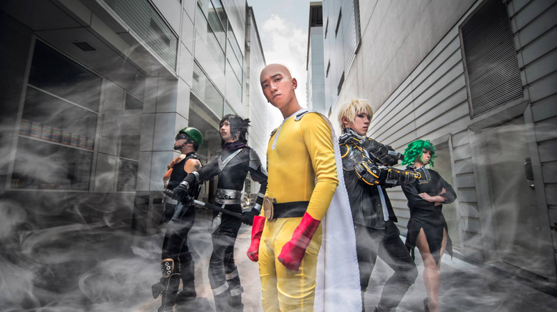 Illustration for article titled No One-Punch Man Cosplay Will Ever Top This