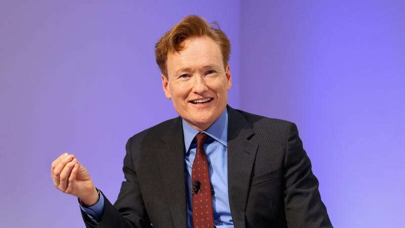 Illustration for article titled Conan is shifting to a half-hour format