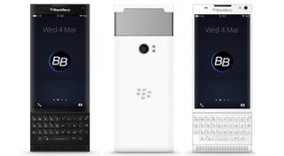 Illustration for article titled Esto puede ser lo nuevo de BlackBerry, y parece salido del pasado