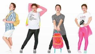 Illustration for article titled Internet's Favorite Voguing Teen Is Now Modeling for American Apparel