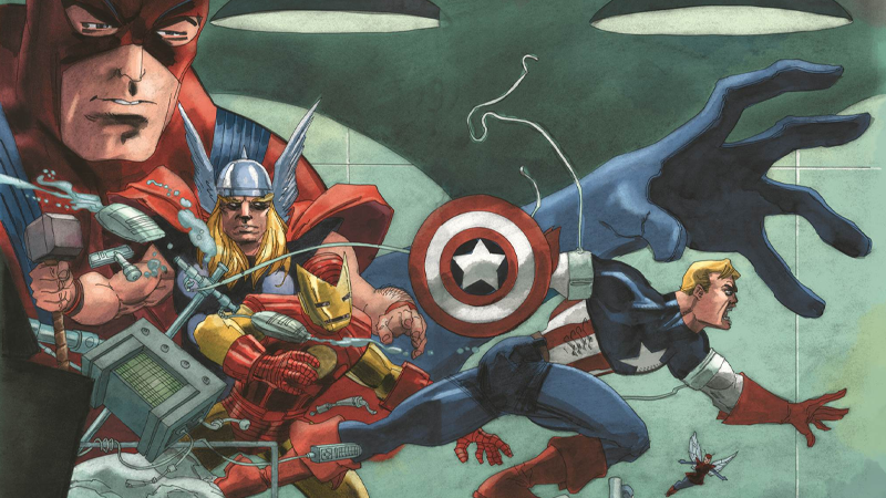 Illustration for article titled In This Week's Comics, A Captain America Story Seven Years In The Making