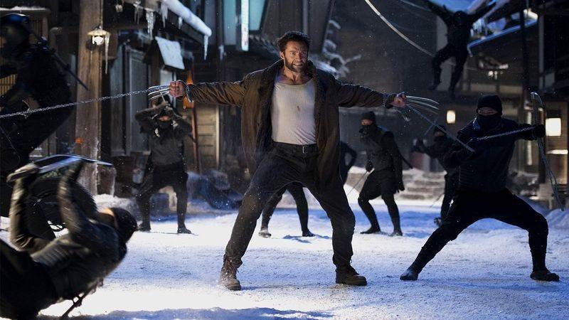 Hey, remember those ninjas? (Photo: The Wolverine)