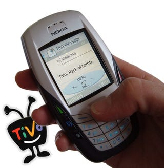 Illustration for article titled TiVo Gets Text Message Scheduling via kwiry
