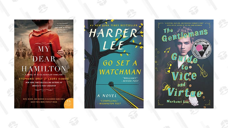Get a History Lesson With Today's Kindle Sale