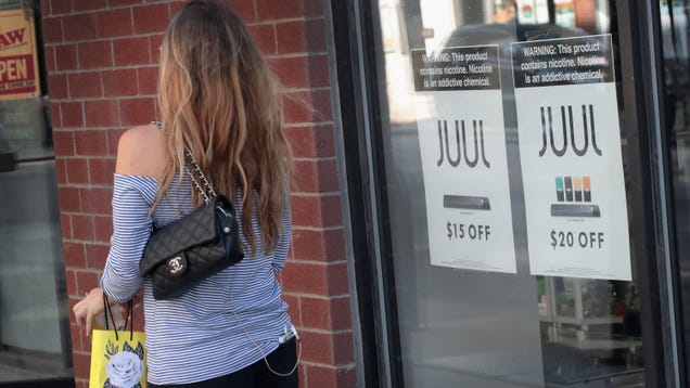 Marlboro Maker Reportedly Poised to Flood Juul With Nearly $13 Billion in Big Tobacco Cash