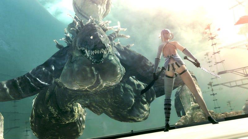 Unboxing Nier Xbox 360 Square Enix Microsoft - YouTube