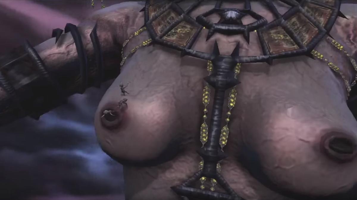 Dantes inferno nude scene video