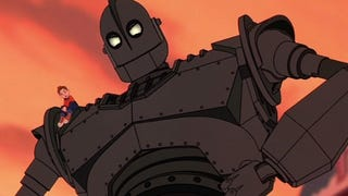 Here's the Trailer for the Remastered <i>Iron Giant </i>For You to Cry At