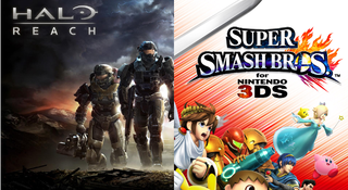 Illustration for article titled A Night In Gaming: Halo Reach (360) / Smash Bros. (3DS)