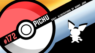 Illustration for article titled Prodigal Pichu! Pokemon One a Day, Series 2!