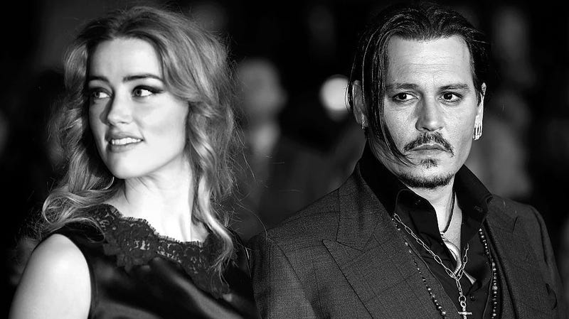 Illustration for article titled Johnny Depp Filed a $50 Million Lawsuit Against Amber Heard for Defamation