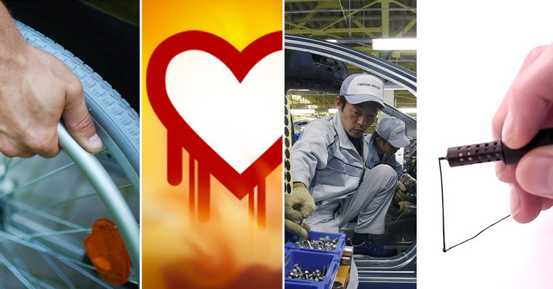 Illustration for article titled Heartbleed, fotografías, drones y Windows XP, lo mejor de la semana
