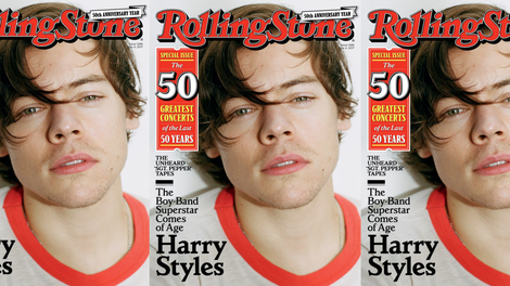 Calling All Harry Styles Fans: A History on Heartthrobs Is Here