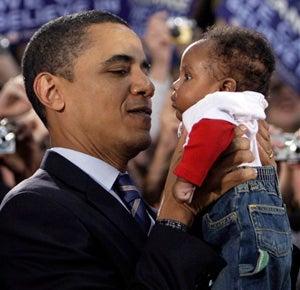 Illustration for article titled Obama The Baby Killer?