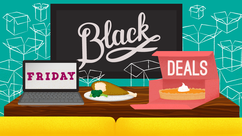 Illustration for article titled The Best Black Friday Deals
