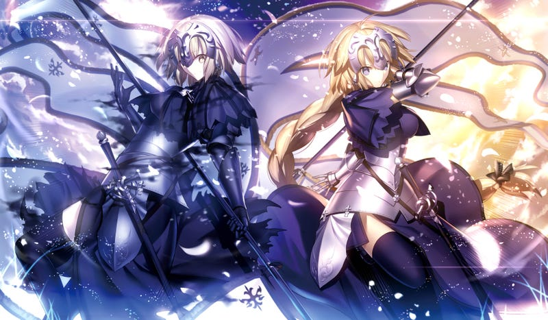 Illustration for article titled Fate/Grand Order gets both a Tv Anime and film