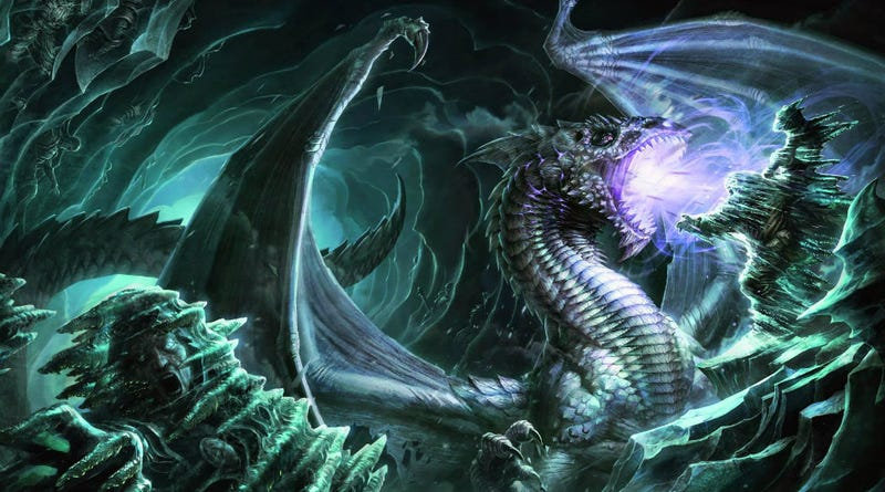 Illustration for article titled The New D&D Adventures Will Include All the Dragons