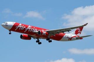 Illustration for article titled Eltűnt az AirAsia egyik repülőgépe