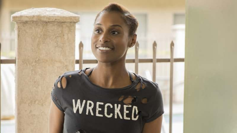 Issa Rae stars in Insecure (Photo: Justina Mintz/HBO)