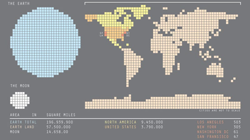 Illustration for article titled How Many Nukes Would It Take to Blow Up the Entire Planet?
