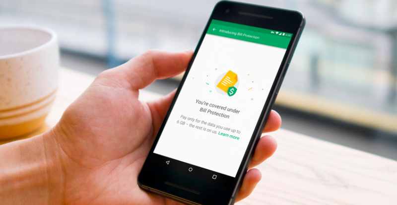 """Illustration for article titled Google Fi's New """"Bill Protection"""" Is Perfect if You Only Want an Unlimited Plan Sometimes"""