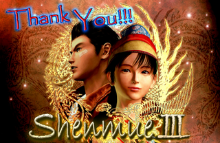 Illustration for article titled Shenmue III BreaksVideo Game Kickstarter Record