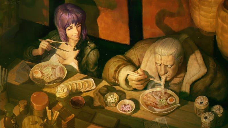 Illustration for article titled Noodle Time, Major