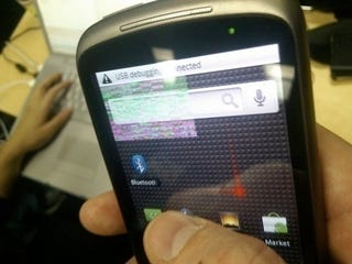 Illustration for article titled Google's Hype Generator, The Nexus One, Does Not Have Multitouch (In Browser and Maps)