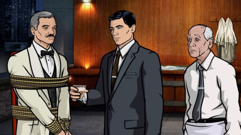 Image result for archer burt reynolds