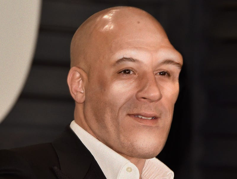 Illustration for article titled Vin Diesel Puts On 35 Pounds Of Bone For Upcoming Role