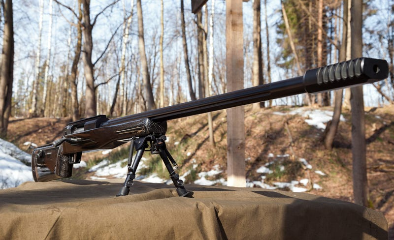 this russian company plans a sniper rifle that can fire rounds at