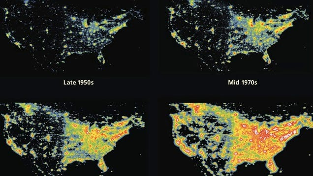You Can Help Map The World39s Light Pollution