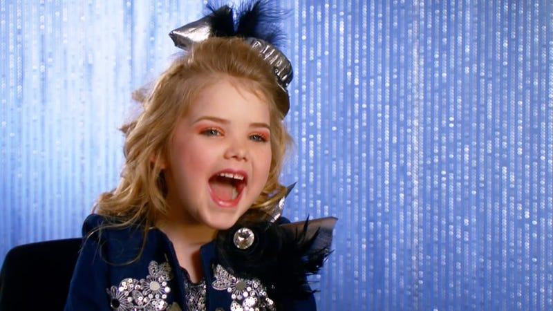 Illustration for article titled Eden from Toddlers & Tiaras Will Now Sparkle and Shine on Her Very Own Show