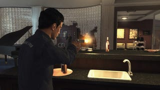 Illustration for article titled Mafia II Delivers Room Service