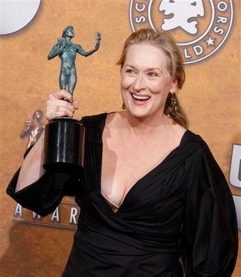 Illustration for article titled Meryl Streep On 30 Rock? Mamma Mia!