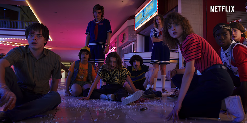 Illustration for article titled El tráiler de la tercera temporada de Strangers Things ya está aquí, y tiene un final de infarto
