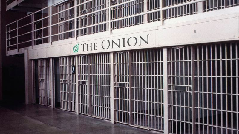 Illustration for article titled The Onion Humbly Offers Up Its Offices To Imprison The Women Who Have Wrongfully Accused Donald Trump