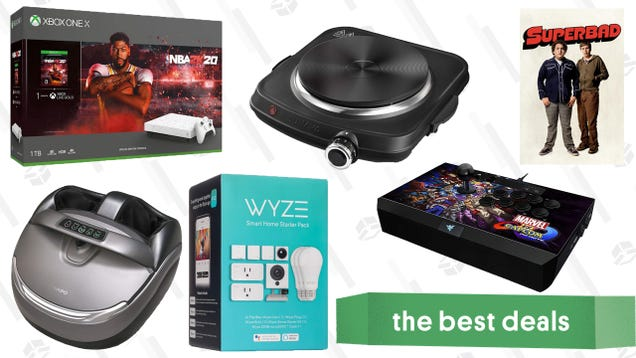 Saturday s Best Deals: GameStop Pro Day, Razer Arcade Stick, $5 Amazon Video Comedies, and More