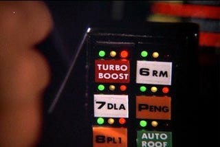 Illustration for article titled Television history of the 'Boost Button' (big awesome post+pics)