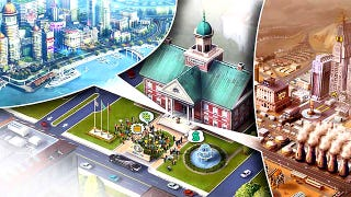 Illustration for article titled Leaked Pics Appear to Show a Sprawling, Gorgeous SimCity 5