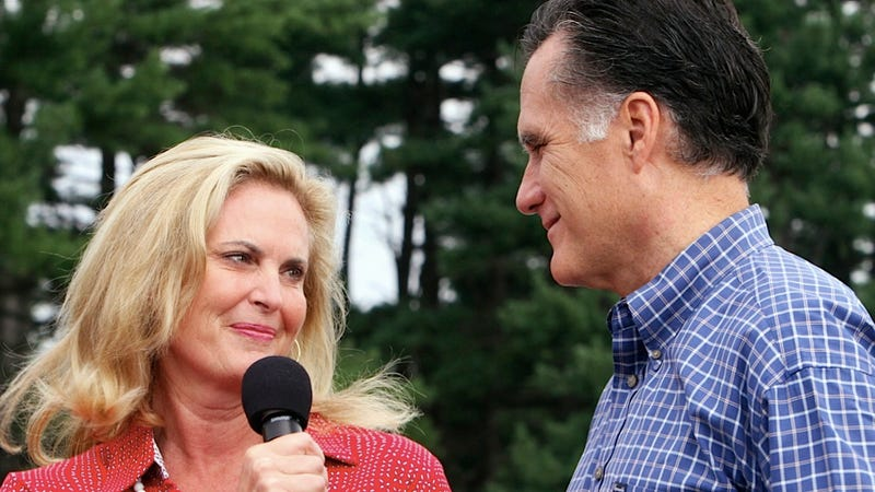 Illustration for article titled Ann Romney Insists That Mittens Does So Have Empathy