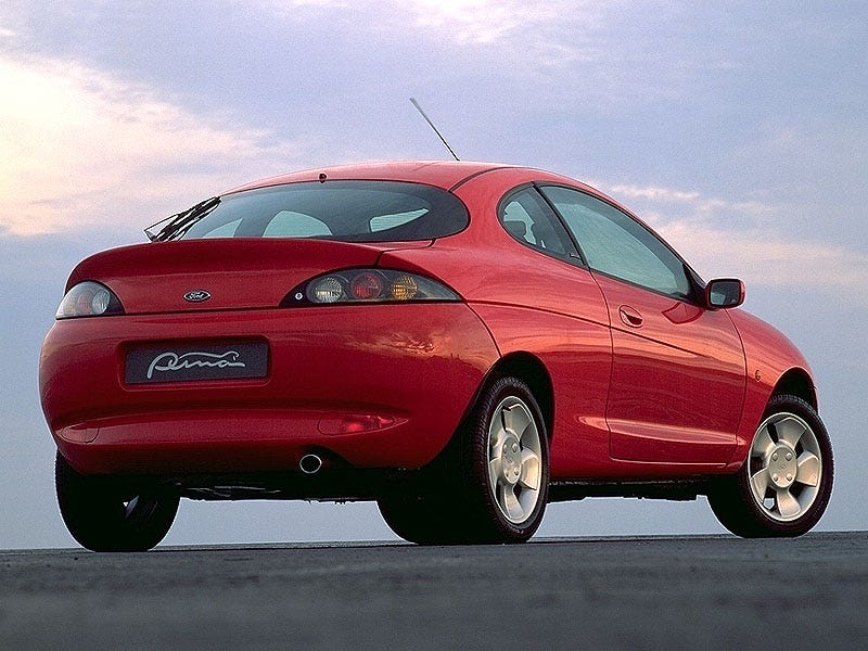 These are just a Fiesta coupe, but look pretty nice IMHO, and are apparently quite fun to drive