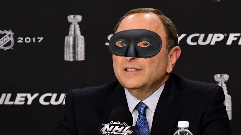 Illustration for article titled NHL Apologizes For Those Emails You Received From An Obviously Fake Gary Bettman