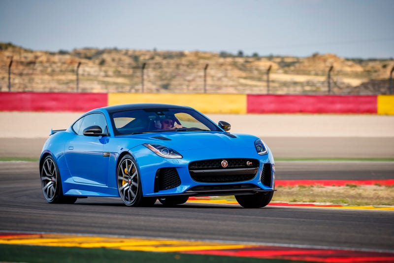 Illustration for article titled You Can Get Up To $30,000 Off A Brand New Jaguar F-Type