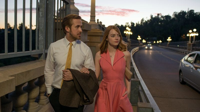 Illustration for article titled La La Land and Moonlight lead the 2017 Golden Globes nominations
