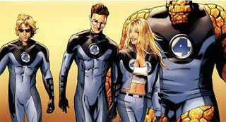 Illustration for article titled This Is A Much Less Awful Synopsis For The New Fantastic Four Movie